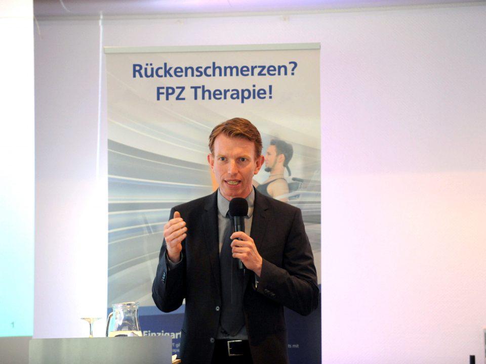 Rede Rückenzentrum Köln