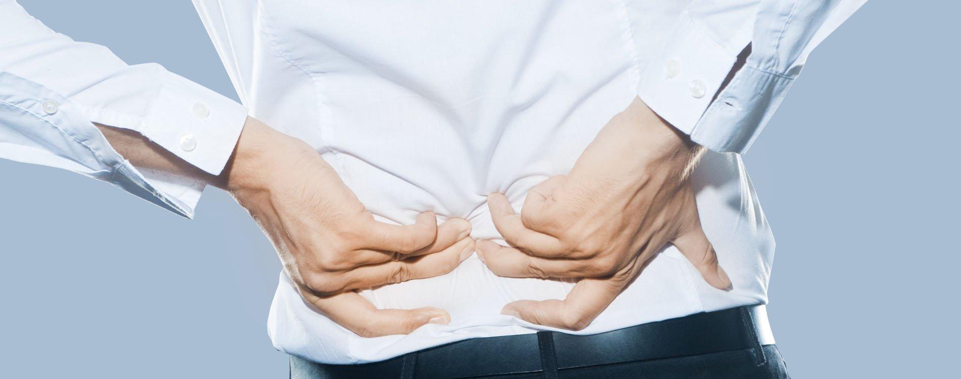 Bild Rückenschmerzen